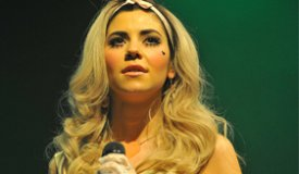 Marina And The Diamonds перепела песню Have Yourself A Merry Little Christmas