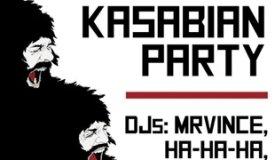 Kasabian Party в московском клубе Squat Cafe