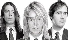 Пол Маккартни сыграл с музыкантами Nirvana — видео