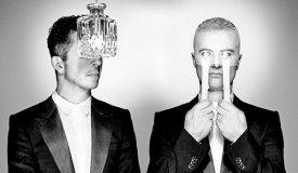 Британский синти-поп дуэт Monarchy выступит в «тоннах»
