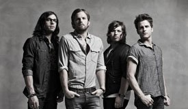 Новая пластинка Kings Of Leon выйдет в 2016 году