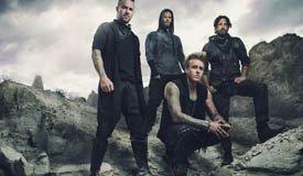 Papa Roach привезут в Россию свою новую пластинку