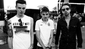 Панк-рок группа Sharks закончила запись нового диска