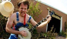 Американский музыкант сыграл песню Slayer на банджо