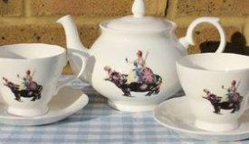 Музыканты группы Blur выпустили собственные наборы для чая