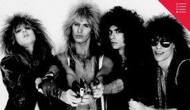 Хэйр-метал 80х в картинках. Поиграем?