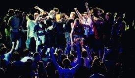 Фотоотчёт с концерта Terror в клубе Точка / 19.06.2011
