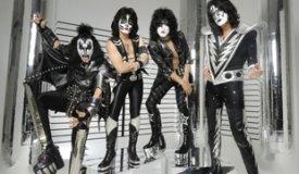 Kiss начали запись нового альбома