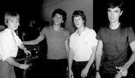 В сети появился раритетный концерт Talking Heads