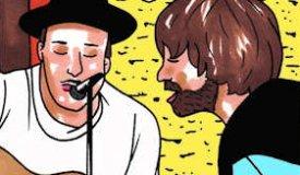 Музыканты The Vaccines и Mumford & Sons перепели Боба Дилана и Нила Янга