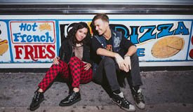В сети появилась новая пластинка Matt & Kim «New Glow»