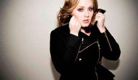 Adele возглавила ТОП-10 альбомов в Англии