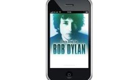 Вышло приложение про Боба Дилана на iPhone