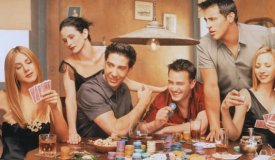 20-ти летию культового сериала «Друзья» посвящается