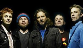 Новая пластинка группы Pearl Jam выйдет в этом году