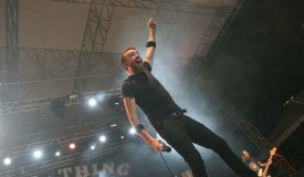 Инстарок: Rise Against в Ray Just Arena