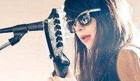 Dum Dum Girls сняли яркий клип на песню Rimbaud Eyes