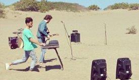 Группа Pompeya снимает свой новый видеоклип в Доминикане