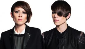 Рейчел Антонофф и Сара Рамос снялись в новом клипе Tegan and Sara