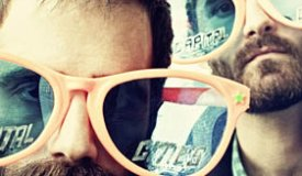 Capital Cities выступят в клубе Ray Just Arena