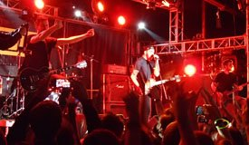 Репортаж с концерта Vanilla Sky в клубе Volta (от 25.01.2015)