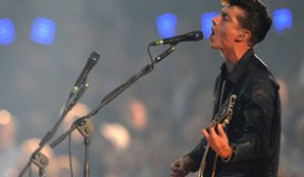 Новая пластинка Arctic Monkeys выйдет в 2013 году