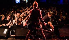 Instarock: Обзор московского концерта Anti-Flag в Инстаграме
