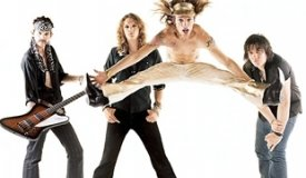 Вокалист The Darkness подтвердил мировой тур группы