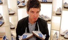 Ноэл Галлахер представил свою модель кед от Adidas