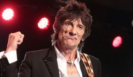 Ронни Вуд: «The Rolling Stones пишут новый материал»