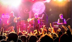 Репортаж с концерта Architects в клубе Volta (от 02.07.2014)