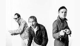 Московская мод-группа The Riots выпускает коллекцию синглов