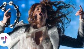 Плейлист дня: под какую музыку тренируется вокалистка Florence + The Machine