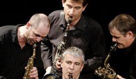Habanera Saxophone Quartet