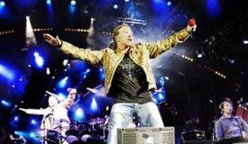 Guns N' Roses дадут два концерта в клубе Stadium Live