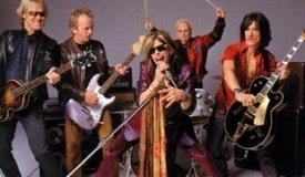 В сети появилось новое видео Aerosmith из студии