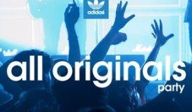 Вечеринка Adidas All Originals Party состоится 21 мая