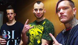 Dead By April: «Мы усердно работаем над новым альбомом»