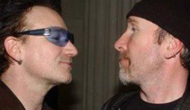 Музыканты U2 сыграли Get Lucky вместе Нилом Роджерсом