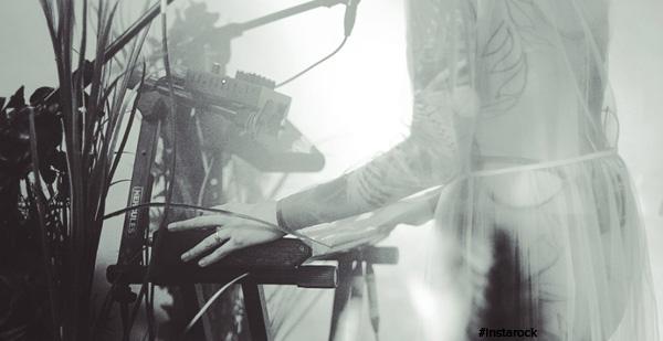 Instarock: Наадя в клубе Red (23.10.2014)