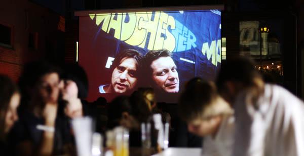 В Москве прошла вечеринка «Манчестер 80-х»