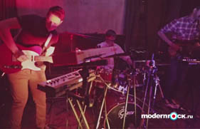 Monokens в клубе Dewar's Powerhouse (07.06.2014)