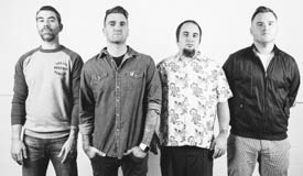 New Found Glory сняли «лайв» видео на песню «Stubborn»