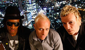 The Prodigy представили новый трек «The Day Is My Enemy»