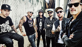 Новый альбом Hollywood Undead уплыл в Интернет