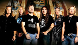Iron Maiden закончили запись нового альбома