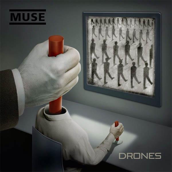 Рецензия на Muse — Drones (2015)