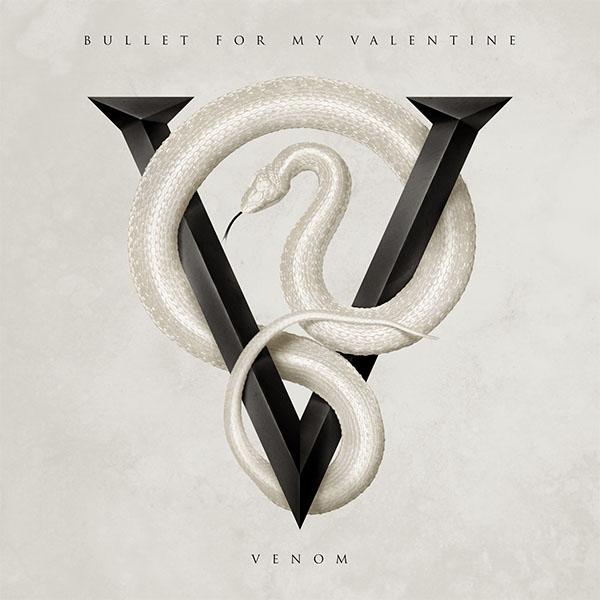 Рецензия на Bullet For My Valentine — Venom (2015)