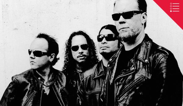 Этот тест должен пройти каждый фанат Metallica