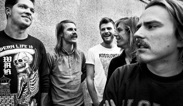 Нашумевшие голландские панк-рокеры John Coffey впервые выступят в России